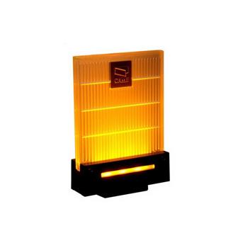 Лампа застережна CAME жовта