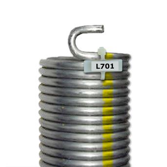 пружина для гаражних воріт L701 / L20 аналог — Hormann