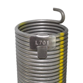 Пружина для гаражних воріт L701 / L20 оригінал - Hormann 3051905