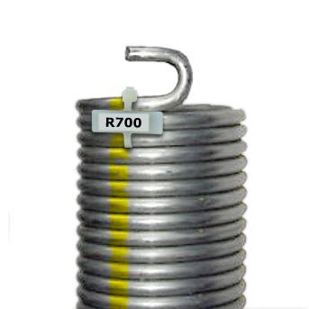 Пружина для гаражних воріт R700 / R19 аналог - Hormann 3051902