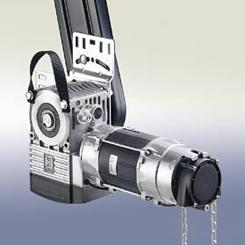 Приводи і трансмісії WA-400 HORMANN